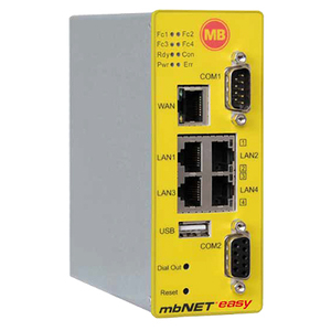 Netwerk Router MB Connect Line MDH 835