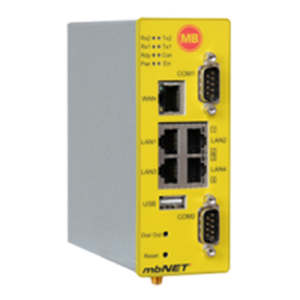 Netwerk Router MB Connect Line MDH 850-AT&T