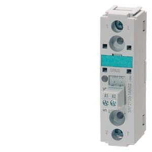 Solid-staterelais Siemens Semiconductor relay, 1-phase 3RF2 W
